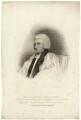 Shute Barrington, by Charles Picart, after  Henry Edridge - NPG D21469