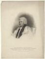 Shute Barrington, by Charles Picart, after  Henry Edridge - NPG D21470