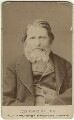 John Ruskin, by Elliott & Fry - NPG x38849