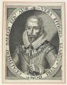 Sir Walter Ralegh (Raleigh), after Simon de Passe - NPG D22914