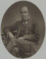 John Lubbock, 1st Baron Avebury, by Herbert Rose Barraud, published by  Eglington & Co - NPG Ax5442