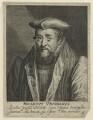 Richard Vaughan, by Magdalena de Passe, or by  Willem de Passe - NPG D21482