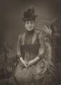 Adelina Patti, by Herbert Rose Barraud, published by  Eglington & Co - NPG Ax5451