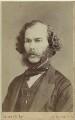 George Henry Lewes, by Elliott & Fry - NPG x46621
