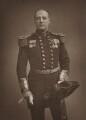 Charles William de la Poer Beresford, Baron Beresford, by Herbert Rose Barraud, published by  Eglington & Co - NPG Ax5460