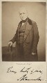 Thomas Babington Macaulay, Baron Macaulay, by Maull & Polyblank, published by  Adam & Charles Black - NPG Ax7346