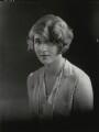 Ann-Mari (née Tengbom), Princess von Bismarck-Schonhausen