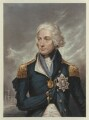 Horatio Nelson, by George Baxter, after  Lemuel Francis Abbott - NPG D21490