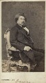 Alexandre Dumas, by and published by Dagron & Cie - NPG x19852