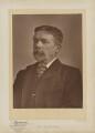 George Du Maurier, by Herbert Rose Barraud, published by  Eglington & Co - NPG Ax27641