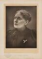 Frances Elizabeth Willard, by Alice Hughes, published by  Eglington & Co - NPG Ax27643