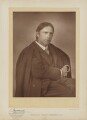 Sir Hubert von Herkomer, by Herbert Rose Barraud, published by  Eglington & Co - NPG Ax27644