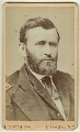 Ulysses Simpson Grant, by Gurney & Son - NPG x36107
