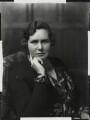 Dorothea Grace (née Baker), Lady Evans, by Bassano Ltd - NPG x151267