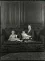 Maureen Bickford (née O'Brien); Shelagh Penny (née O'Brien); Hon. Eileen Vivien O'Brien (née de la Poer Beresford), by Bassano Ltd - NPG x151269