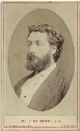 Frederic Leighton, Baron Leighton, by London Stereoscopic & Photographic Company - NPG x27582