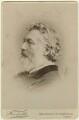 Frederic Leighton, Baron Leighton, by Albert Eugene Fradelle - NPG x27597
