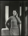 (Felicity) Philippa (née Talbot-Ponsonby), Lady Scott, by Bassano Ltd - NPG x151275