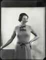 (Felicity) Philippa (née Talbot-Ponsonby), Lady Scott, by Bassano Ltd - NPG x151278