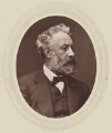 Jules Verne, by Antoine Samuel Adam-Salomon, published by  Sampson Low, Marston, Searle and Rivington - NPG Ax17535
