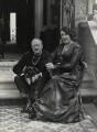 Fred Terry; Julia Emilie Neilson, by Bassano Ltd - NPG x85757