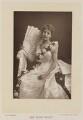 Maude Millett (Mrs Tennant), by W. & D. Downey, published by  Cassell & Company, Ltd - NPG Ax14729