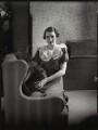 Hon. Youla Edithe Harris (née Littleton, later Wellsley), by Bassano Ltd - NPG x151284