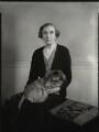 Hon. Ethel Mary Catherine D'Anyers Willis (née Skeffington), by Bassano Ltd - NPG x151287