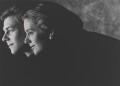 James Robert Bruce Ogilvy; Julia Caroline Ogilvy (née Rawlinson), by John Swannell - NPG x87606