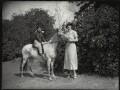 Betty Lou Lydon (née Nedell); Olive Blakeney (Mrs Bernard Nedell), by Bassano Ltd - NPG x151291
