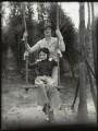 Betty Lou Lydon (née Nedell); Olive Blakeney (Mrs Bernard Nedell), by Bassano Ltd - NPG x151292