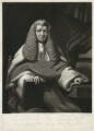 Sir John Bayley, 1st Bt, by William Say, after  William Russell - NPG D21518