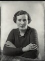 Elizabeth Adeline Mary Bligh, Baroness Clifton, by Bassano Ltd - NPG x151294