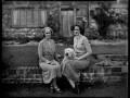 Lady Clare Mary Charlotte King (née Noel); Agnes Celestria Mary Vaughan-Lee (née King), by Bassano Ltd - NPG x151302
