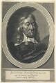 Sir William Sanderson, by William Faithorne, after  Gilbert Soest - NPG D22930