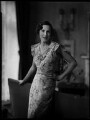Joan Verena Hamilton-Russell (née Verney), by Bassano Ltd - NPG x151330