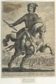 Miklos Zrinyi (Count Nicholas Serini), by William Faithorne, after  Unknown artist - NPG D22933