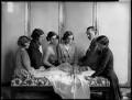 Countess Wharncliffe and family, by Bassano Ltd - NPG x151340