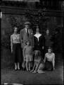 Countess Wharncliffe and family, by Bassano Ltd - NPG x151341