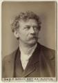 Sir Joseph Edgar Boehm, 1st Bt, by Elliott & Fry - NPG x1131