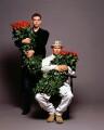 Pet Shop Boys (Neil Tennant; Chris Lowe), by Eric Watson - NPG x128777