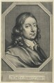 Thomas Stanley, by William Faithorne, after  Sir Peter Lely - NPG D22951