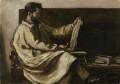 Charles Holden, by Benjamin Nelson - NPG 6808