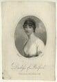 Georgiana Russell (née Gordon), Duchess of Bedford, by Mackenzie, after  Robert William Satchwell - NPG D23518