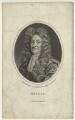 John Dryden, by William Ridley, published by  Charles Cooke, after  W.H. Brown, after  John Closterman - NPG D23519