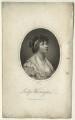 Jane Stanhope (née Fleming), Countess of Harrington, by Mackenzie, after  Sir Joshua Reynolds - NPG D23520