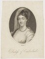 Anne (née Luttrell), Duchess of Cumberland and Strathearn, by Mackenzie, published by  Vernor, Hood & Sharpe - NPG D23539