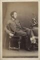 Sir John Everett Millais, 1st Bt, by John & Charles Watkins - NPG x76456