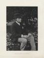 Sir John Everett Millais, 1st Bt, by Maclure, Macdonald & Co, after  Elliott & Fry - NPG x6286