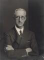 Sir William Henry Clark, by Walter Stoneman - NPG x166564